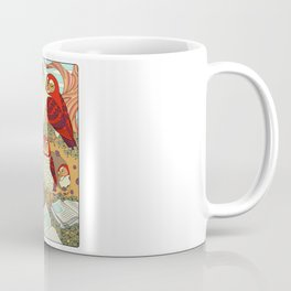 Burrowing Owl Family Coffee Mug