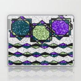 Square mingle Laptop & iPad Skin