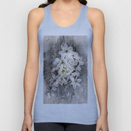 Allium Greys Unisex Tank Top