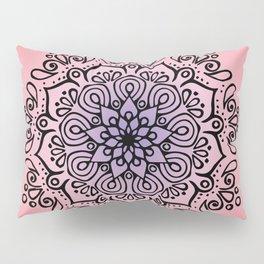 Baesic Sunset Traquil Mandala Pillow Sham
