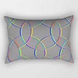 21st Century Mosaic II Rectangular Pillow