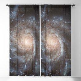 Pinwheel Galaxy Blackout Curtain