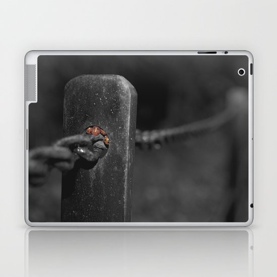 shelter from the storm... Laptop & iPad Skin