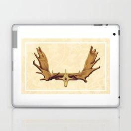 Moose Antler Crown Laptop & iPad Skin