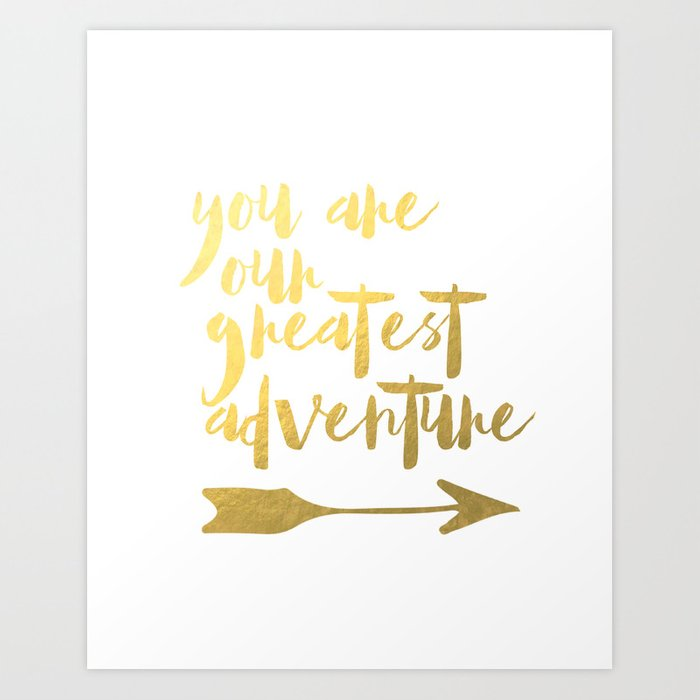 You Are Our Greatest Adventure Nursery Wall Art Poster Instant ...