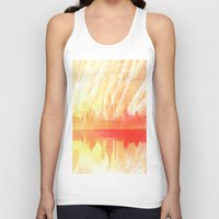india Tank Tops featuring INDIA by Drexler3