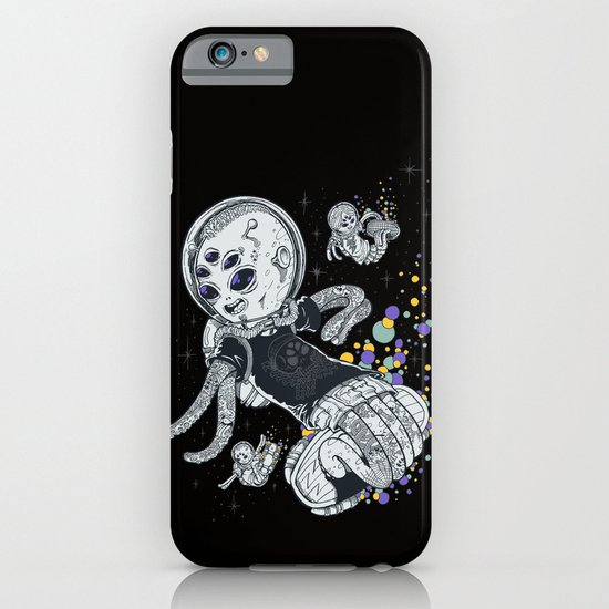 SKATE INVADERS iPhone & iPod Case