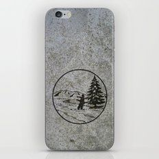 fly fishing iPhone & iPod Skin