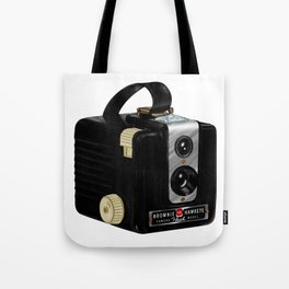 Brownie Camera Tote Bag