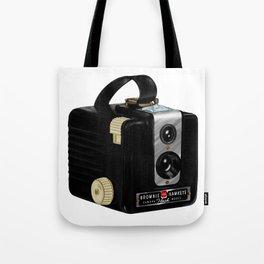 Brownie Camera Tote Bag