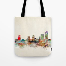 little rock arkansas Tote Bag