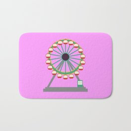 Big Wheel Bath Mat