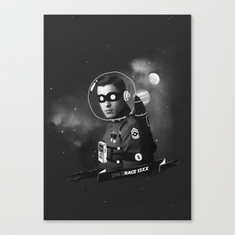 Spacerace 13XX Canvas Print