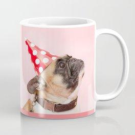 Pug Birthday Party! Coffee Mug
