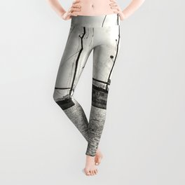Vintage Schooner Leggings