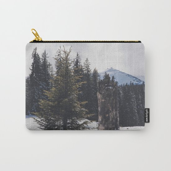 It´s wintertime Carry-All Pouch