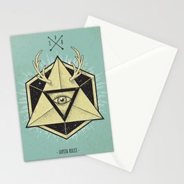 Hipsta Rules Stationery Cards