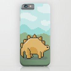 Pixel Dino! iPhone 6s Slim Case