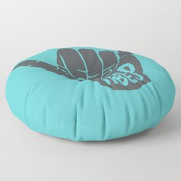Good Vibes shaka Floor Pillow