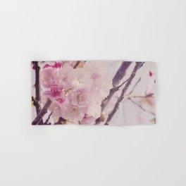 Bright of Cherry blossom #4 Hand & Bath Towel