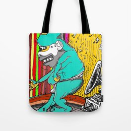 """""""Dance me, to the end of time..."""" (l.c) Tote Bag"""