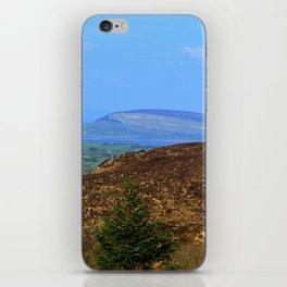 Ladies Brae Mountains iPhone Skin