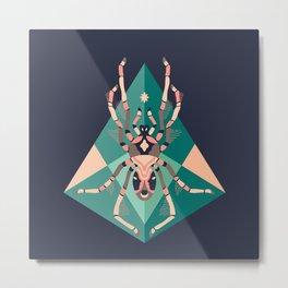 arachnea Metal Print