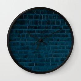Wooden wall petroleum Wall Clock