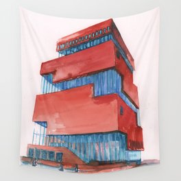 MAS 1. Antwerpen. Wall Tapestry