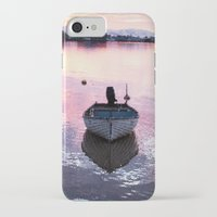 boat iPhone & iPod Cases featuring Boat by Dora Birgis