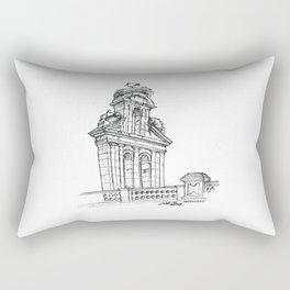 Bell gable Rectangular Pillow