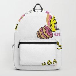Homer's Gym Backpack