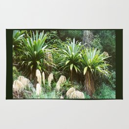 'Dragon Tree' Forest Rug