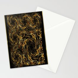 Swirlylicious dream Stationery Cards