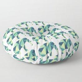 Abstract Elephant Floor Pillow