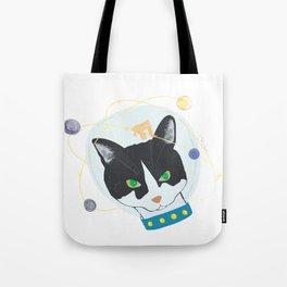Oscar the Astronaut Tote Bag