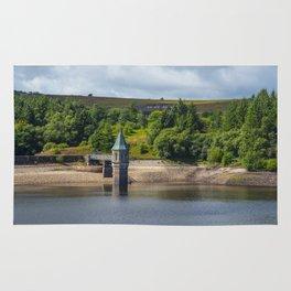 Pontsticill Reservoir August 2018 Rug