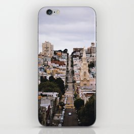 Frisco iPhone Skin