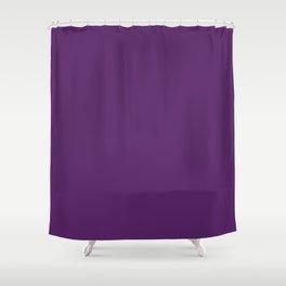 Purple morado violet lila viola roxa пурпурный Shower Curtain