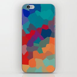 Vibrant Colors iPhone Skin