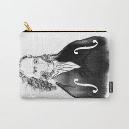 Niccolo Paganini Carry-All Pouch