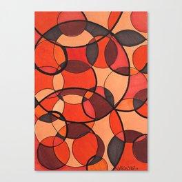 Patterns VG-101 Canvas Print
