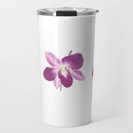 Orchids Bloom Travel Mug