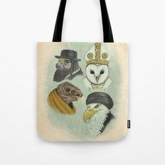 Birds of Pray Tote Bag