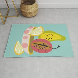 Fruit Bowl Rug