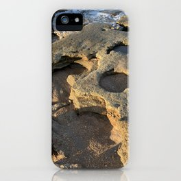 Rocky Beach in Florida iPhone Case