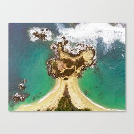 Tayrona National Park Canvas Print