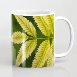 Plant Patterns - Leafy Greens Coffee Mug