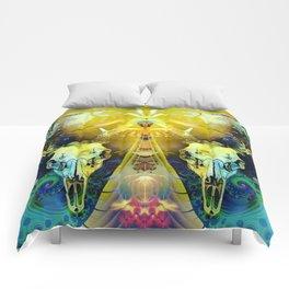 Sacred Deer Comforters