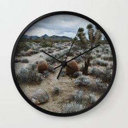 Mojave Wall Clock
